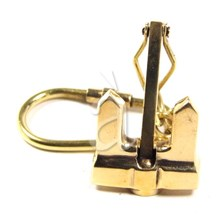 Nautical Folding Anchor Keychain