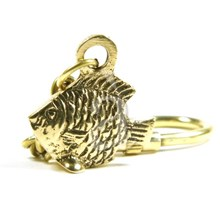 Sea life Fish Keychain