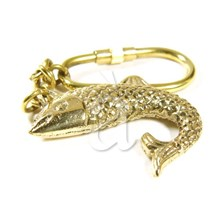 Ocean Sea life Fish Keychain