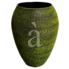 GREENY Brushed Flower Vase