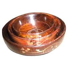 Wooden Bowls MULTI