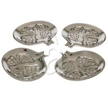 ROMÃ Snack Platter Set (4 pcs)
