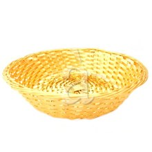 Traditional Hand Woven Fruit Bread Basket